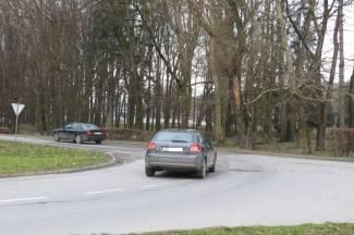 Prometna patrola: Prekršaji u raskrižju kod parka