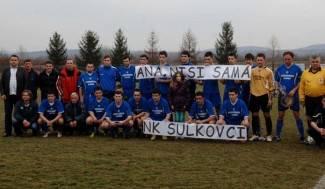 Sulkovci - Marsonija: Humanitarna utakmica za Anu Kakuk