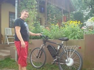 Ivan izrađuje bicikle na električni pogon
