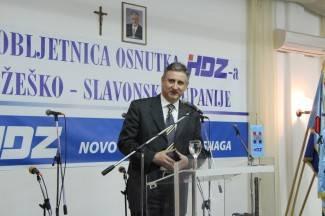 Karamarko: Kriminalcima nije mjesto u HDZ-u