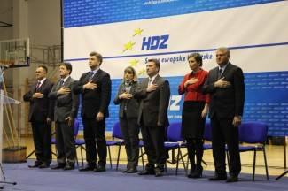 HDZ za Europarlament: Širit ćemo optimizam i snažnu viziju