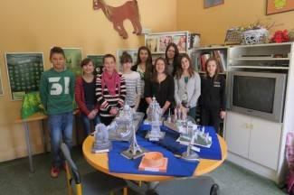 Osnovnoškolci napravili makete najznačajnijih građevina