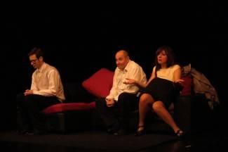 Teatar Rugantino - Terapija - u Gradskom kazalištu Požega