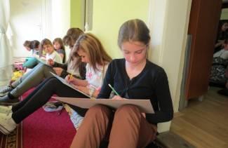 Kako učenici vide hrvatskog velikana (foto)