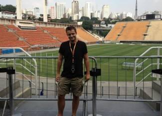 Sao Paulo ususret Svjetskom prvenstvu