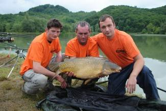 Slabiji rezultati zbog kiše: U 26 sati ulovljeno 425 kg ribe