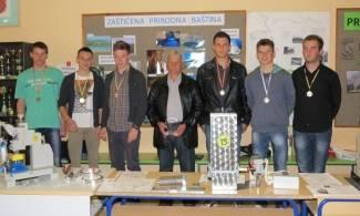 Šestorici učenika medalje za inovacije na sajmu u Iloku