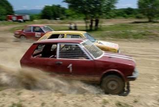 Autocross adrenalinska zabava u nedjelju u Velikoj