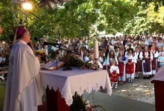 Mala Gospa u Kutjevu: Sveta misa i svečana sjednica (foto)