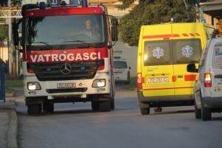 Vatrogasci pomagali starijim osobama koje zbog pada nisu mogle otvoriti vrata