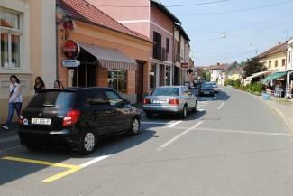 Pakrac: Nova regulacija prometa Bolničkom ulicom