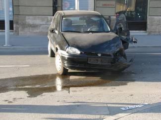 Lančani sudar u Kanižlićevoj, nema ozlijeđenih (foto)