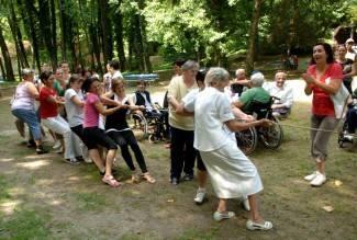 Druženje u Velikoj: Umirovljenici, udruga Mi i Inkluzija Pakrac