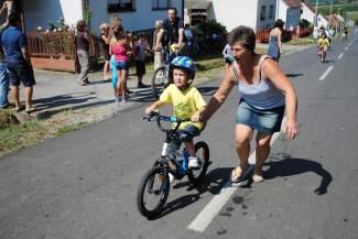 Ploštine: Biciklistička utrka Giro di Liberta 2013