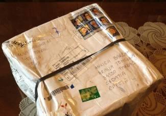 Paket koji su poštari nosili od Venezuele do Hrvatske 200 dana
