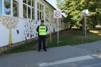 Počinje školska godina, pazite na djecu u prometu!