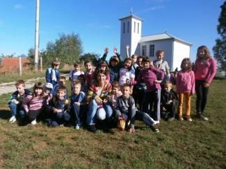 Mali planinari učili o znamenitostima Požeške gore