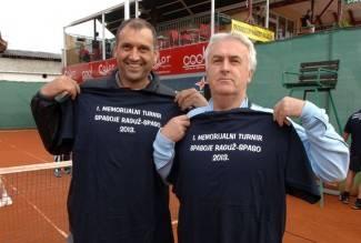 Abramović i Parac pobijedili na turniru rekreativaca (foto)