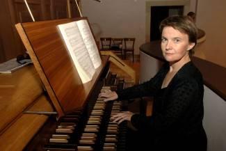 Gorana Vidnjević otvorila Orguljaške večeri