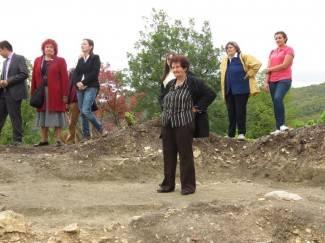 Na groblju u Ivandolu otkrivena romanička crkva iz 12. stoljeća