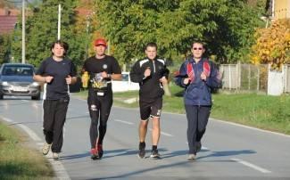 Pakračani i Lipičani se priključili ultramaratonu