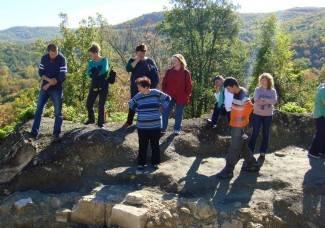 Posjetili arheološka nalazišta na Rudini i kod Ivandola (foto)