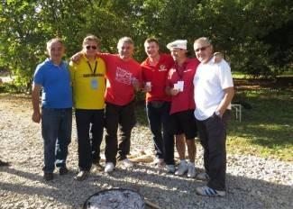 Novinarski kotlić - europsko prvenstvo u Trenkovu
