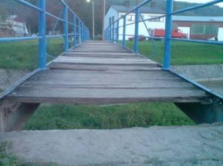 Čitatelj upozorava: Most za pješake na Pakri ima opasnu rupu