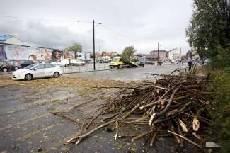 Nema razloga za paniku: Oluja neće pogoditi naše područje