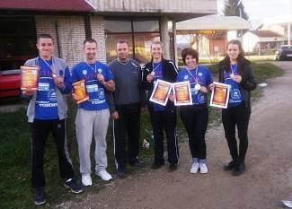 Požeški borci osvojili pet novih medalja u Kotor Varoši