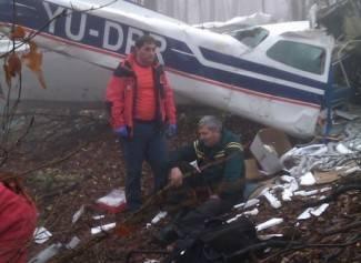 Što je radio srbijanski zrakoplov koji se srušio kod Lipika?