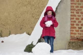 Prvi snijeg: Fotke iz Pakraca, Velike, Kaptola i Kutjeva