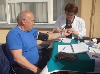 Odazovite se akciji mjerenja krvnog tlaka i glukoze i pitajte sve što vas zanima o zdravlju