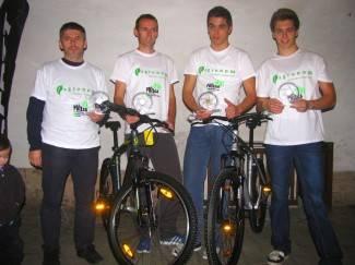 Najbolji biciklisti Slavonske lige osvojili nagrade