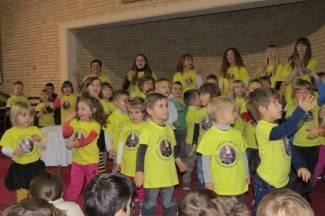 Župa sv. Leopolda Mandića: Darovi za tisuću djece (foto)