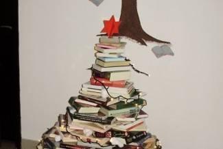 Božićno drvce znanja u pakračkoj knjižnici
