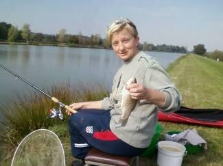 Ribolov nije samo muški sport: Vesna ide na SP u Portugal