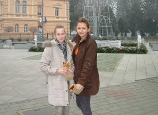 Subotnja šetnja: Požega, Pakrac i Lipik, 14.12.2013.