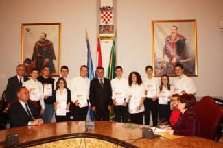 Župan nagradio najbolje učenike s natjecanja