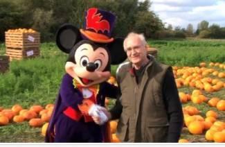 Britanac proizveo bundevu prema liku Mickeya Mousea
