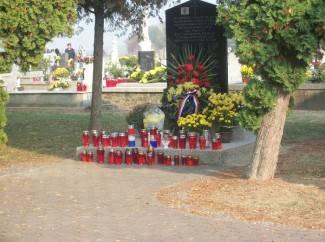 Svi sveti na grobljima Požeštine