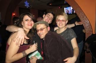 Požega: Novogodišnja noć u gradskim kafićima