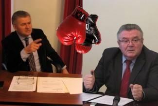 Ronko ne želi javno sučeljavanje s Aladrovićem