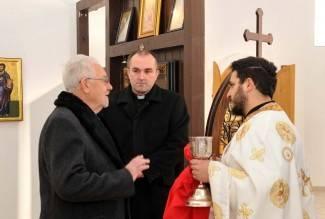 Po prvi puta na božićnoj liturgiji i katedralni župnik