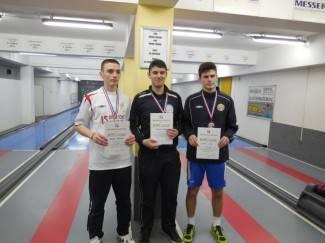 Tibor osvojio broncu na državnom prvenstvu