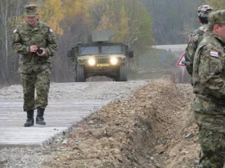 Vojska vježba na Glavici: Očekujte topničke udare