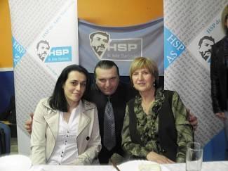 Melita Glavaš izabrana za predsjednicu pleterničkog HSP-a AS