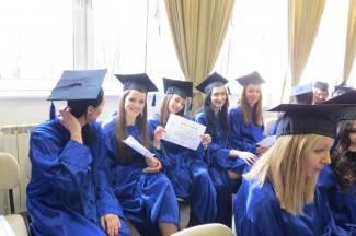 Požega: Promocija diplomanata na VUP-u