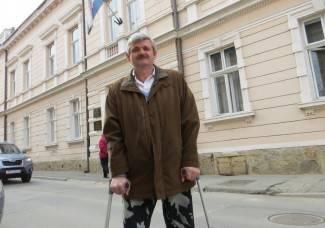 Izgubio sva prava: Invalid Marko i supruga žive od 600 kn mjesečno