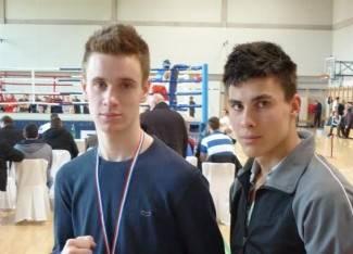 Jugović i Krpan najbolji boksači na turniru u Požegi